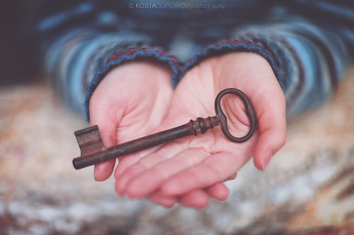 her Key by Kosta Dupcinov