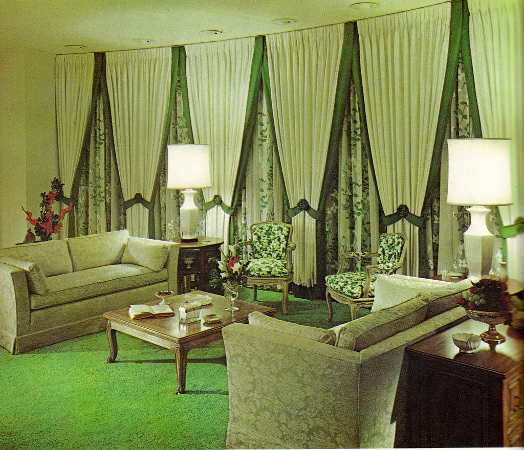 Retrospace: The Vintage Home #15: 1965 Interiors