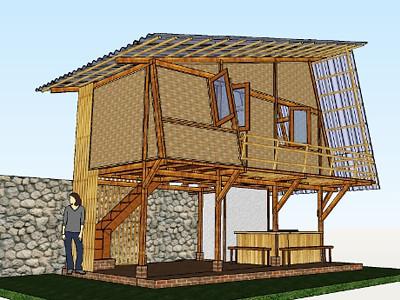 Papan untuk Semua: Atap untuk Rumah Uay