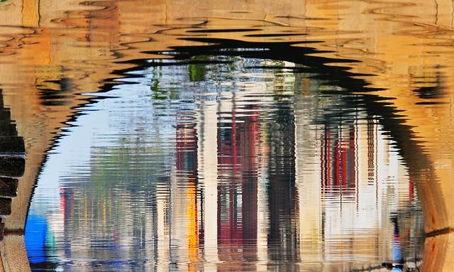Water bridge (Reflection)