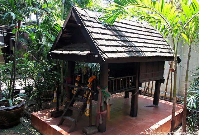 House spirits' residence