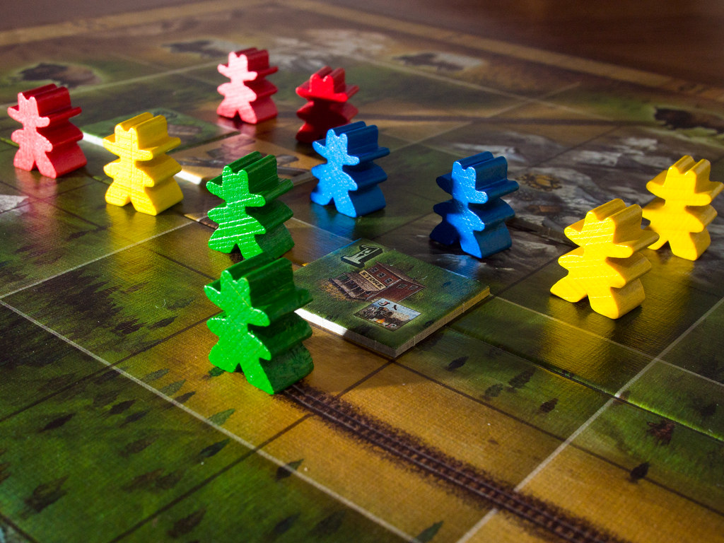 Playing Board Games Is Like Watching Sports