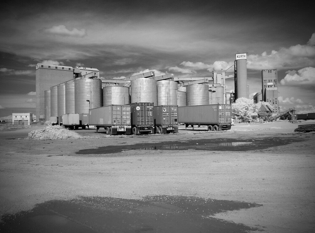 Grain Elevator - Minneapolis, MN