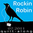 the Rockin Robin Quilt Along group icon