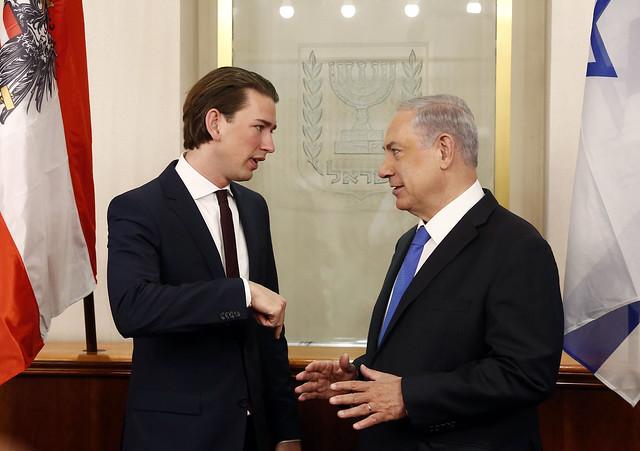 Arbeitsbesuch Israel