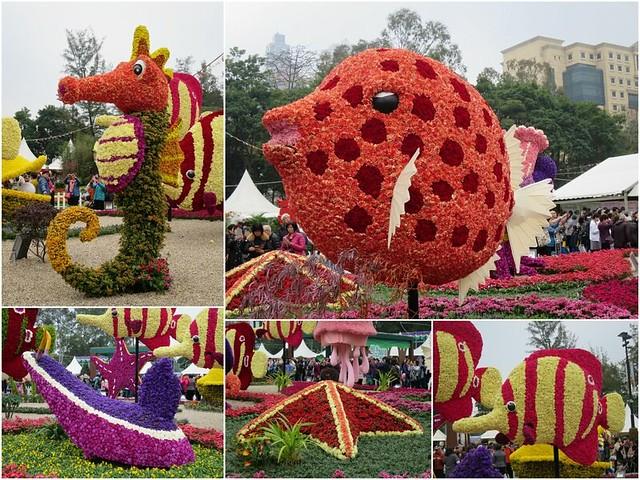 Hong Kong Flower Show 2014