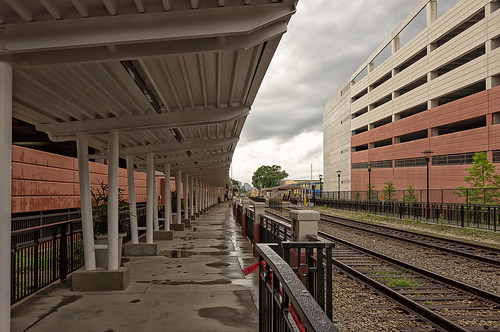 sunrail station north end