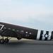 N345AB(43-30652)W7 Douglas C-47A Skytrain  Glasgow Prestwick 20/5/14