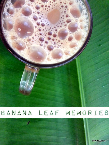 Banana Leaf Memories
