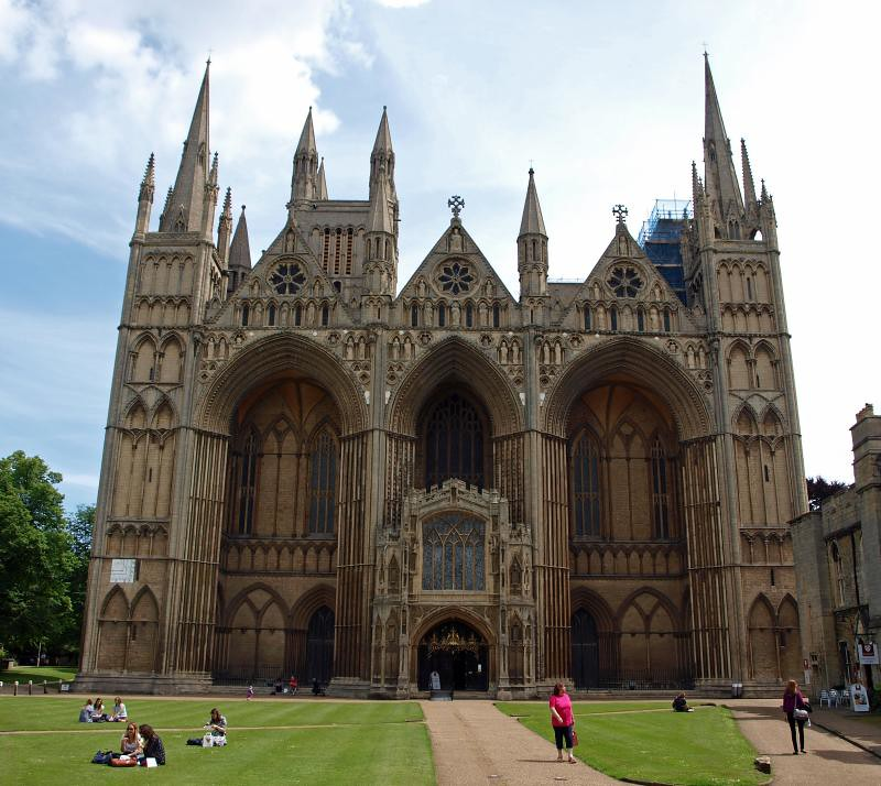 Peterborough Cathedral (3)