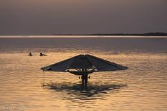 Morning. Ein Bokek, Dead Sea
