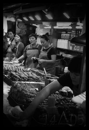 korean street food #3