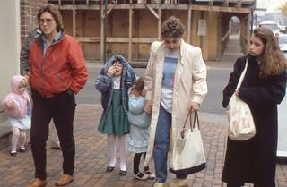 Alexandria - Some of David's Family (1988)