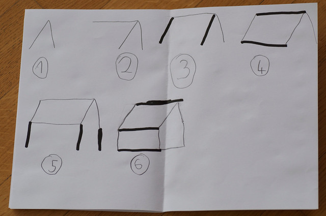 zeichnen in 3d von nat flickr photo sharing. Black Bedroom Furniture Sets. Home Design Ideas
