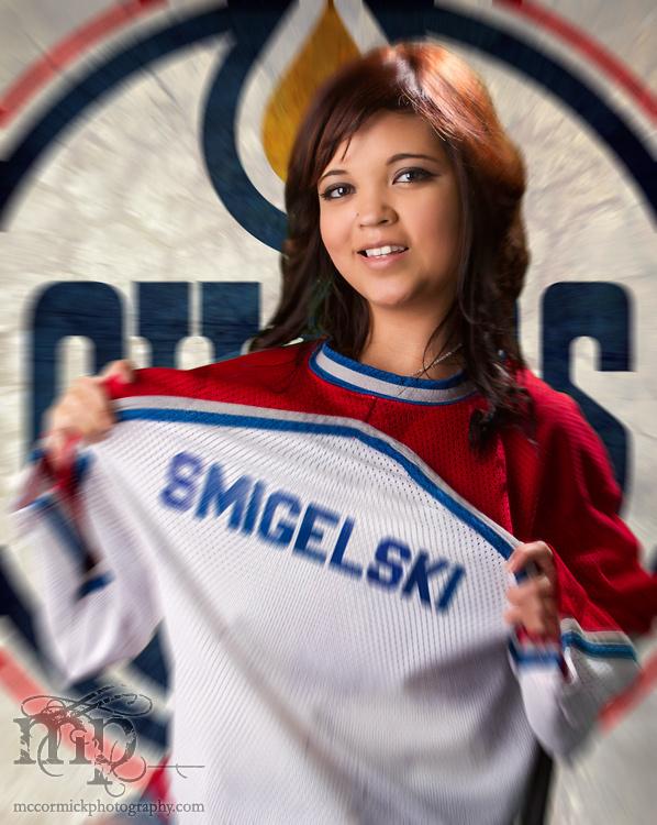 Rachel: Go Oilers!