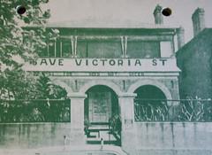 green bans victoria street