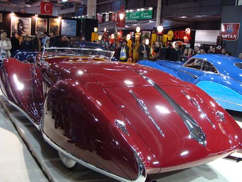 Delahaye 165 V12 Cabriolet Figoni & Falaschi 1939