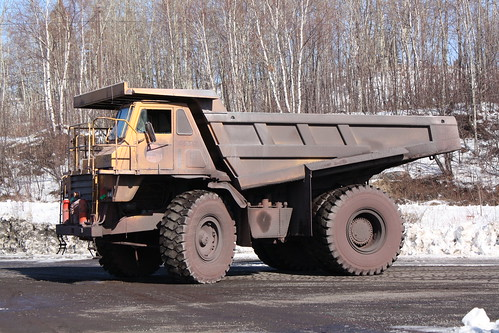 Cat 773B Haul Truck  by Grant_Halek