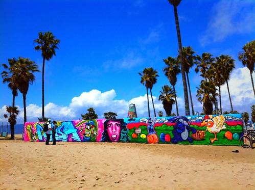 Venice Beach photo by Mario Garcia