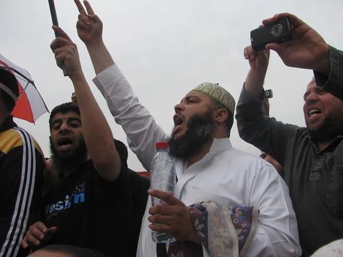 التحرير 20 ابريل 2012 -انصار حازم ابواسماعيل