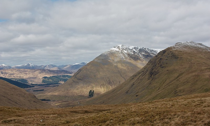 Towards Bridge of Orchy