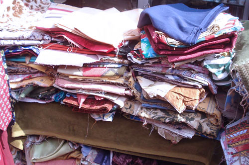 Vintage Fabrics Stacks