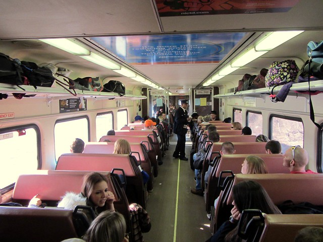 Travel Agency Website >> South Shore Line Looks Into Accommodating Bikes on Trains ...