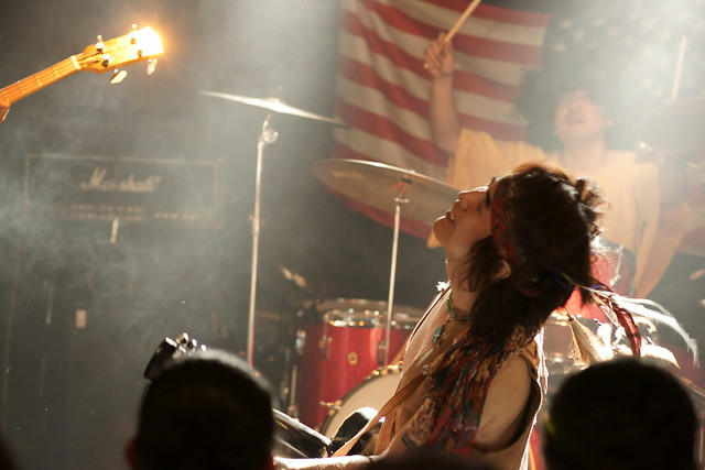 どファンク・マニアック live at Outbreak, Tokyo, 06 May 2012. 073
