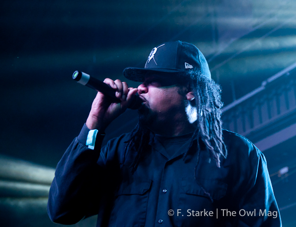 Dilated Peoples @ Paid Dues Independent Hip-Hop Festival 2012 @ NOS Events Center, San Bernardino 4/7/12