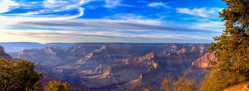 無料写真素材, 自然風景, 渓谷, 岩山, 風景  アメリカ合衆国, グランド・キャニオン