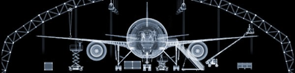 From Nick Veasey's Plane