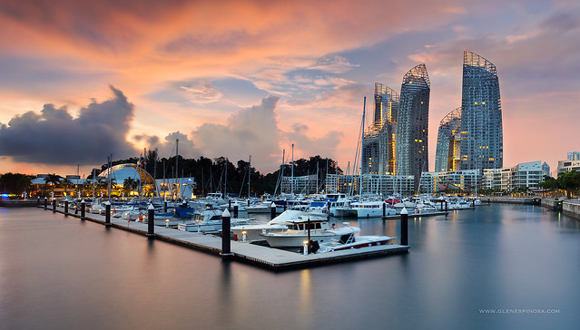 Marina Keppel Bay Singapore