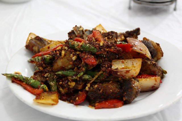 Tibetan Spicy Lamb
