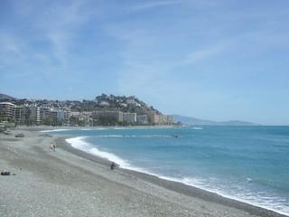 Almuñécar Beach