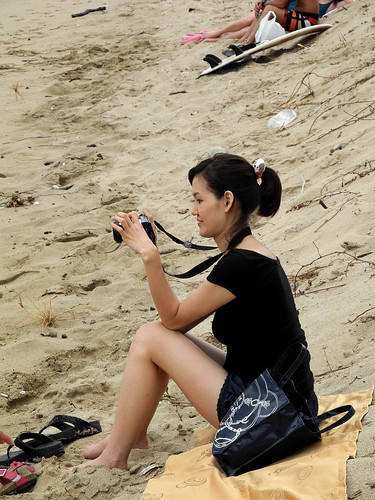 Kenting Beach Girl