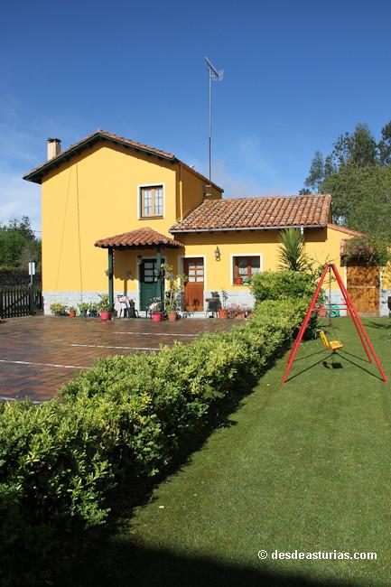 Casa de aldea camangu ribadesella casas rurales asturias casas de aldea en asturias - Casas de aldea asturias ...