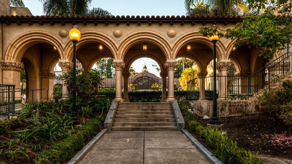 Balboa Park Arches