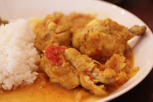 mucchan's curry
