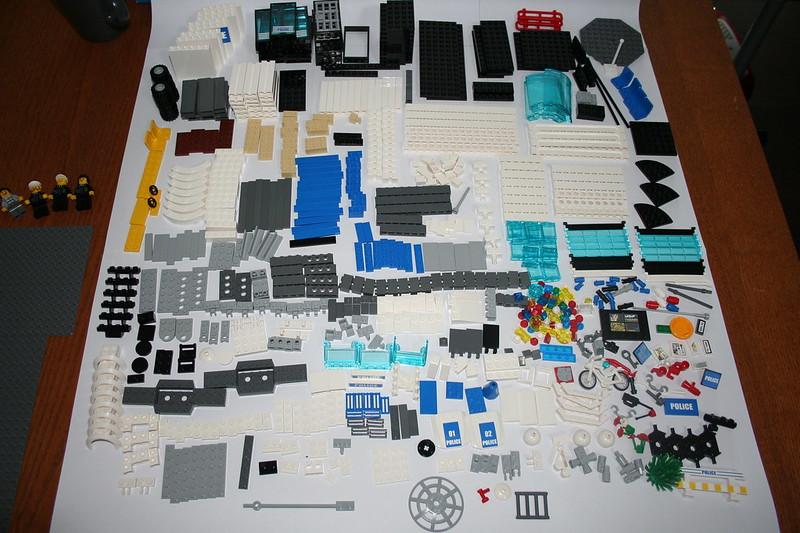 Lego City Police Station 7498 Instructions 46445 Softblog