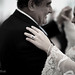 The bride and father first dance - Edward Olive wedding photographer in Spain Madrid Barcelona