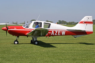 G-AZEW