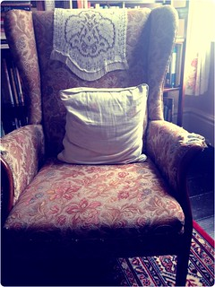 Tatty chair