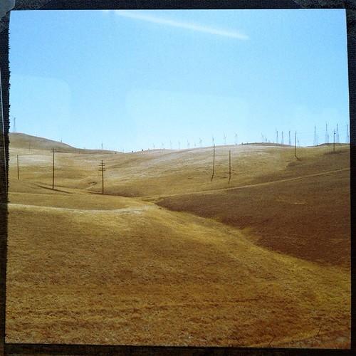 california ca usa june train ace pass tracy 2012 altamont daveparker