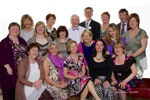 Toastmaster team from Cork