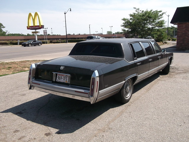 1990 cadillac fleetwood 6 door limo 4 flickr photo sharing. Cars Review. Best American Auto & Cars Review