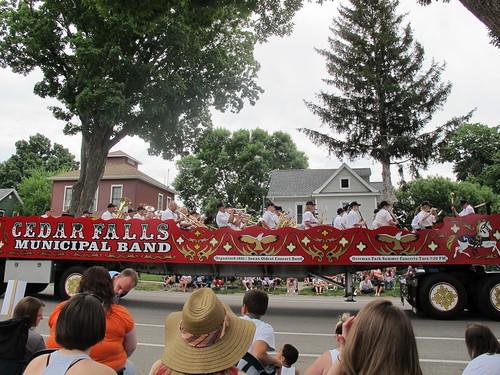 Cedar Falls' Sturgis Parade
