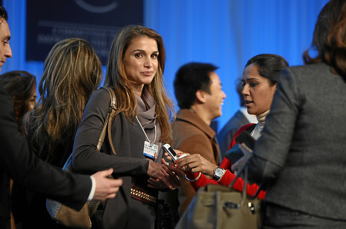 The Global Development Outlook: H.M. Queen Rania