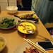 Dinner at Elaines