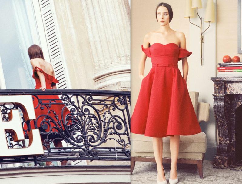 vika-gazinskaya-red-dress-other-stories-collection-2014
