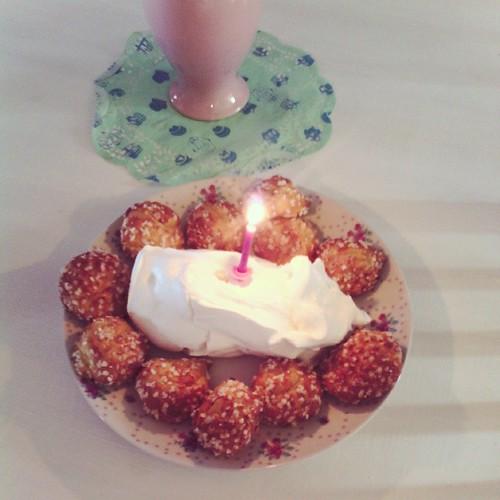 Maman tu peux faire une meringue géante pour ton anniversaire ? #anniversaire #birthday #ourlittlefamily #france #meringue
